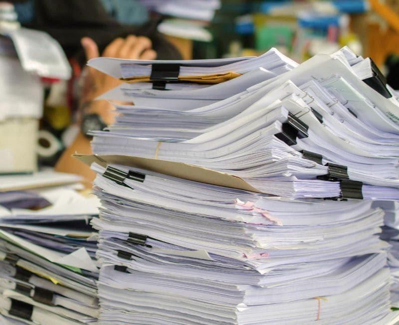 утилизация документов